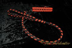 """#Paraknotter #Handmade #Paracord #Dogs #Adjustable #Dogcollar & #Leash  #Powerdogs for powerdog """"Max"""""""