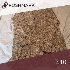 Light weight cardigan Lighweight, long sleeve perfect for fall layering! Divided Sweaters Cardigans
