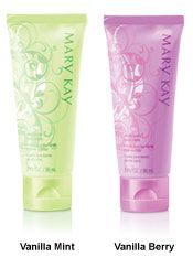 Vanilla Mint and Vanilla Berry Limited Edition hand lotion.