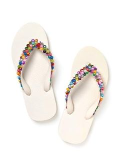 flip flop decorating ideas