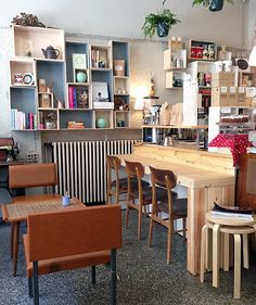 Andante café, Helsinki | Photo: Cosy Home Blog