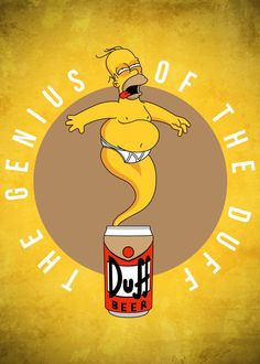 Homer - The Genius of the Duff, The Simpsons Simpson Wallpaper Iphone, Iphone Wallpaper Vsco, Funny Phone Wallpaper, Cartoon Wallpaper, Simpsons Drawings, Simpsons Art, Dessiner Homer Simpson, Cartoon Movie Characters, Ned Flanders
