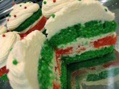 """Serve Some: """"i give up"""" cupcakes. Holiday Cupcakes, Love Cupcakes, Holiday Desserts, Holiday Baking, Holiday Treats, Christmas Baking, Christmas Cookies, Marshmallow Buttercream, Cupcake Frosting"""