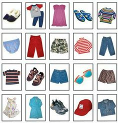 "* PHOTOGRAPHIC LEARNING CARDS NOUNS by MotivationUSA. $14.27. CHILDRENS CLOTHING. * 48 cards - Grades PK - 148 cards, 4.25"" x 5.5"" each, including photographs of children's clothing as well as a resource guide and word lists in English, Spanish, and French. Excellent for building expressive language skills and increasing vocabulary. Images and names of familiar, basic clothing items help students learn a new language. Supports NCTE and NAEYC standards."