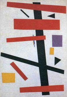 Kazimir Malevich - Supremus No. 50, 1915