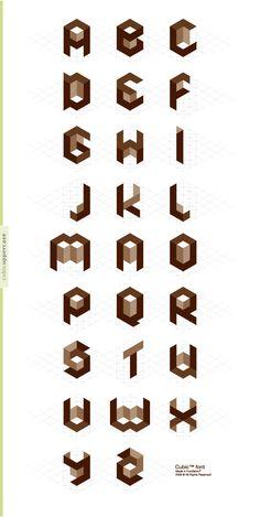 Cubic™ font - Fontfabric™