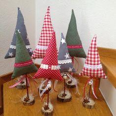 PedisHandmade: Weihnachtsbäumchen
