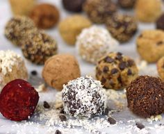 2 Ultimate Raw Bliss Ball Recipes {No-Date}