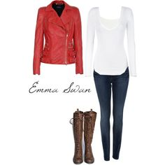 Emma Swan from ABC's Once Upon A Time