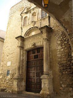 Ursuline convent, Buis-les-Baronnies, France