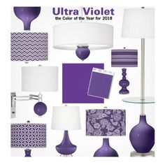 Ultra Violet - the Color of the Year for 2018.