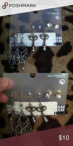 H & M earrings 💎🆕H&M earrings cute for pierced ears💎 Jewelry Earrings