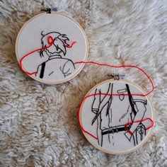 Embroidery On Clothes, Simple Embroidery, Hand Embroidery Designs, Embroidery Patterns, Cross Stitching, Cross Stitch Embroidery, Creations, Waiting, Movie