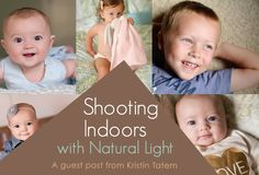 5 Tips for Shooting Indoors with Natural Light