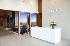 Seylynn Village Sales Centre - Free Agency Creative #graphicdesign #vancouver #branding #realestate #environment