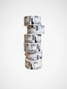 City Tape by Tas-ka