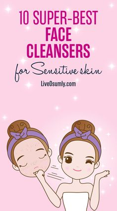 10 Best Face Cleanser For Sensitive Skin Cleansing is the basic step of skincare routine. Start your skincare routine with one of these 10 Best Face cleansers for sensitive skin available in India. Cleanser For Sensitive Skin, Best Facial Cleanser, Sensitive Skin Care, Facial Cleansers, Face Cleanser, Skin Tag, Freundlich, Best Face Products, Glowing Skin