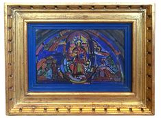 Irish Artist Evie Hone, was one of the foremost modern artists in Ireland in the twentieth century. Modern Artists, Evie, Gouache, Stained Glass, Art Gallery, Study, Paintings, Sculpture, Art Museum