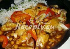 Recepty pro pomalý hrnec - Recepty.eu Chicken, Meat, Food, Essen, Meals, Yemek, Eten, Cubs