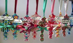 yoonie-at-home: Christmas Ornament Tutorial shrink plastic