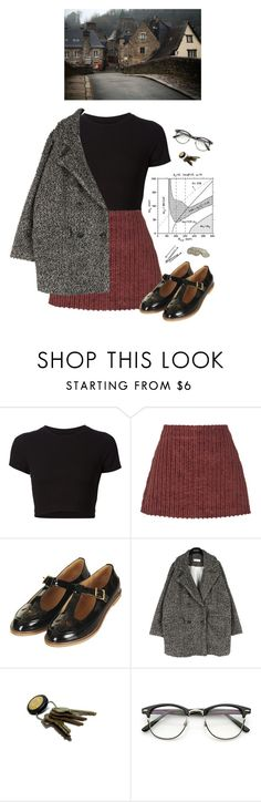"""slope"" by paper-freckles ❤ liked on Polyvore featuring Made of Me, BOBBY, Getting Back To Square One, Isa Arfen and Topshop"