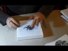 Le transfert d'images sur toile, ou sur tout support. A partir d'une image imprimée sur jet d'encre ou laser, ou découpée dans un magazine, découvrez comment...