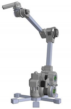 Inside Haddington Dynamics and Their Groundbreaking Dexter Robot Arm Autocad, Diy Welding, Welding Projects, Mechanical Design, Mechanical Engineering, Robot Design, Game Design, Scara Robot, Delta Robot