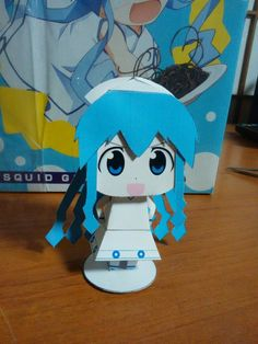埋め込み Ika Musume, Squid Girl, Sonic The Hedgehog, Manga, Game, Fictional Characters, Sleeve, Manga Anime, Manga Comics