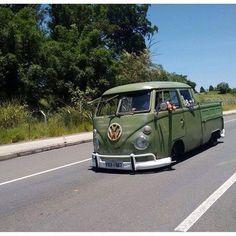 VW B Volkswagen, Vw T1, Vw Hippie Van, Vw Doka, Kombi Pick Up, Combi Split, T1 Bus, American Classic Cars, Vw Vans