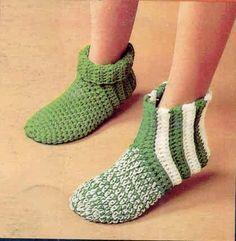 DIY : slipper socks tutorial - DIY & Crafts Tutorials