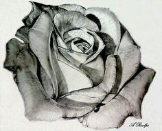 Arte em forma de tatuagem.