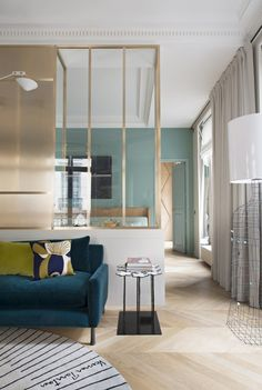 appartement paris 6 double g | appartements | projets | www.doubleg.fr