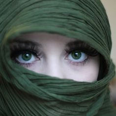 only 4% of the worlds population have green eyes.