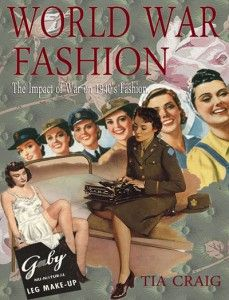 Free ebook - 1940s Fashion -The Influence of World War Two