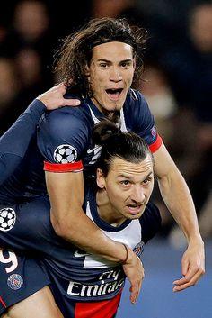 "Zlatan  Cavani                Sweden  Uruguay                            ""Zlatani"" PSG"
