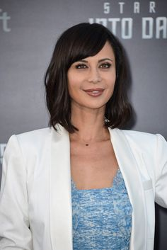 """Catherine Bell Photos - Actress Catherine Bell arrives at the premiere of Paramount Pictures' """"Star Trek Into Darkness"""" at Dolby Theatre on May 14, 2013 in Hollywood, California. - 'Star Trek Into Darkness' Premieres in Hollywood — Part 2"""