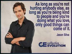 Be Kind And Do What You Love - Jason Silva