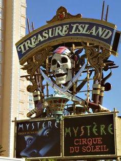 "The original ""Skull And Crossbones"" Sign of 'Treasure Island' Resort and Casino, opened to public in 1994!!!"