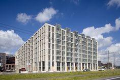 Studioninedots (Project) - Blok 46a op IJburg - PhotoID #141156 - architectenweb.nl