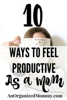10 ways to feel prod
