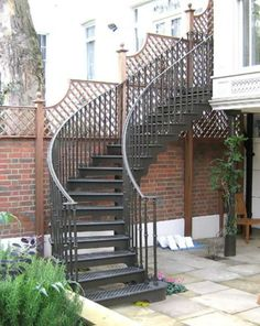 Best 51 Best External Staircases Images External Staircase 400 x 300