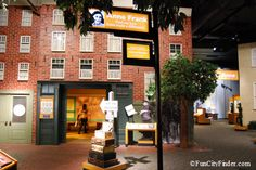 Anne Frank building in the Power of Children Exhibit Indianapolis Childrens Museum, Children's Museum, Anne Frank, Exhibit, Museums, Toys, Building, Places, Inspiration