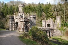 The Towers, Lismore Waterford #Ireland