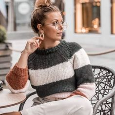 Turtle Neck, Warm, Knitting, Hot, Sweaters, Jumpers, Brown, Closet, Fashion