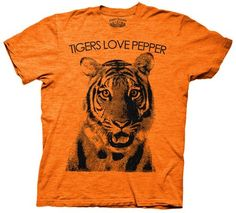 The Hangover Tigers Love Pepper