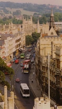Oxford ~ England
