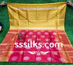 Indian Handloom Sarees and Silks Kanchipuram Saree, Handloom Saree, Festival Wedding, Pure Silk Sarees, Floral Stripe, Picnic Blanket, Pure Products, Scriptures, Festivals