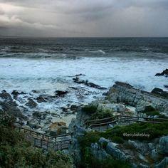 Hermanus - what a beautiful piece of coastline to walk / jog. #beautiful #discoverOverberg #healthy