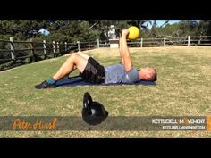 ULTIMATE KETTLEBELL WORKOUT FOR ABS | 12 Minute Abs Workout With Kettlebell Exercises - YouTube