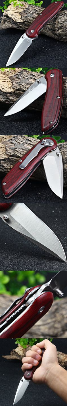 Pocket Knives and Folding Knives | Enlan M024A Liner Lock Folding Pocket Knife